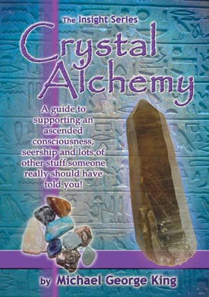 Crystal Alchemy book