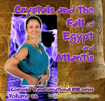 Cosmosis DVD 1 - Cocreating with the violet flame - Click Image to Close